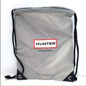 Hunter boots mini drawstring backpack